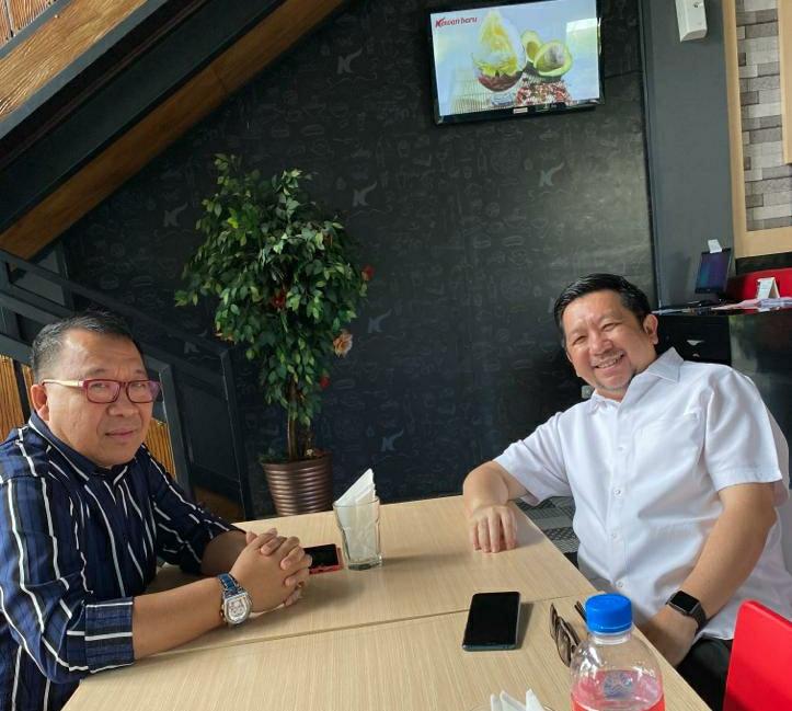"""Jelang Pilwako Manado, Pasangan Ini Semakin """"Mesra"""""""