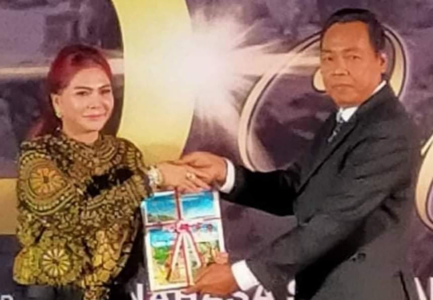 Bupati VAP Serahkan LKPD 2019 Ke BPK RI Perwakilan Sulut