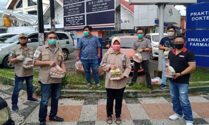 DNA Sosial IWO Manado tergerak ditengah Pandemik Covid-19