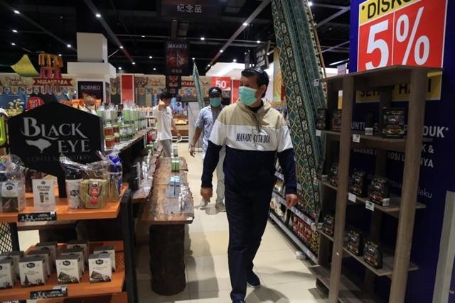 Langgar Maklumat Walikota, Siap-siap Izin Usaha Retail Dicabut Dinas PM-PTSP