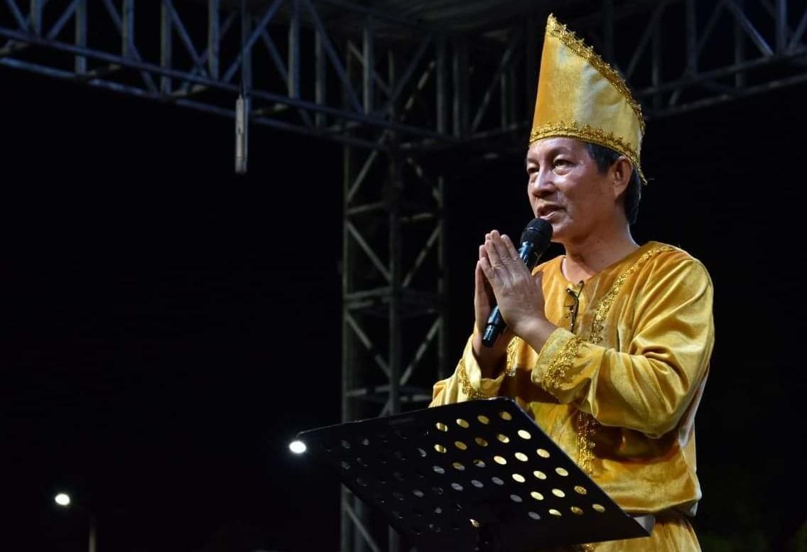 Sukses Gelar Upacara Adat Tulude, GSVL: Terima Kasih Masyarakat Nusa Utara