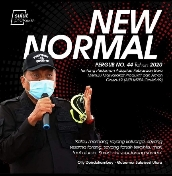 """6.952 Buruh Dirumahkan 1.464 di PHK, SBSI-KSPI Sulut Dukung """"New Normal"""""""