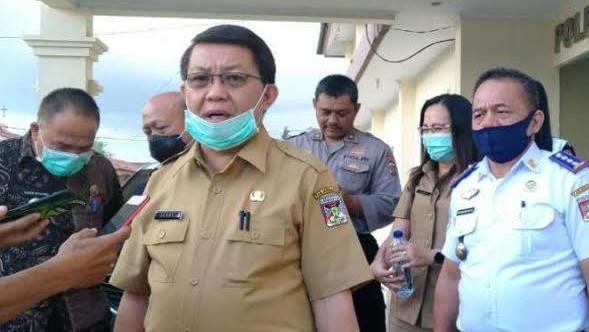 PNS Minahasa 'Tambah Libur' Hingga 19 Juni