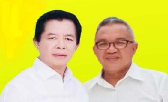 Hasil Pleno DPP Golkar Sompie Singal Dan Joppie Lengkong Paslon Bupati/Wabup Minut