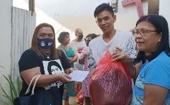 Peduli Kemanusiaan VAP Bantu Korban Kebakaran di Kelurahan Kleak Manado