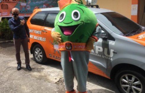 Mobil Si-Kadera Ron Kampung Sosialisasi Tahapan Pilkada 2020