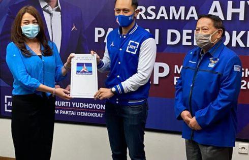 Partai Demokrat dukung MEP-VT di Pilkada Minsel