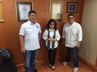 Partai Perindo siap menangkan JPAR-Ai di Pilkada Manado