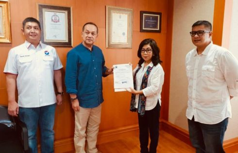 JPAR-Ai resmi kantongi SK Partai Perindo