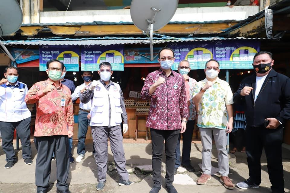 Foto bersama Direksi PD Pasar Kota Manado
