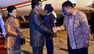 Permalink ke Buka Kongres Trisakti GMNI ke 20, Usai Ikut KTT Asean Presiden Jokowi Langsung Terbang ke Manado