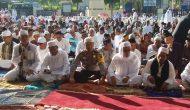 Permalink ke Ribuan Umat Muslim Minsel Sholat Ied di Lapangan Mapolres Minsel
