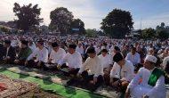 Permalink ke Sholad Ied, OD-SK Membaur Dengan Umat Muslim di Lapangan Ketang