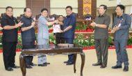 Permalink ke DPRD Sepakati APBD-P Sulut 2019