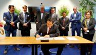 Permalink ke Kandouw Prensentasi Peluang lnvestasi Sulut 150 Pengusaha Eropa di Belanda