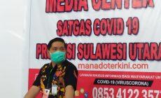 Permalink ke Kasus sembuh bertambah 41 orang, Covid-19 di Sulut tinggal 14,15 persen
