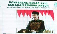 Permalink ke Jokowi Buka Konferensi Besar GP Ansor di Minahasa