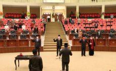 Permalink ke Kandouw Hadiri Pelantikan Tiga Anggota DPRD Sulut Yang Baru