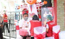 Permalink ke Olly Dondokambey Launching Vaksinasi Covid-19 di Sulut