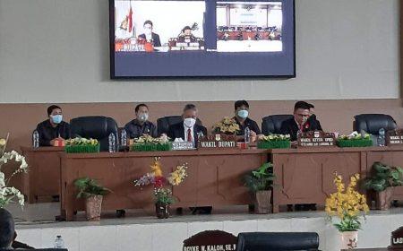 Permalink ke DPRD Minsel Gelar Paripurna Pengumuman Penetapan Calon Bupati dan Wabup Terpilih