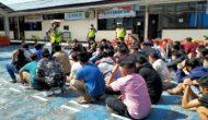 Permalink ke Balapan Liar, Polres Minahasa Amankan 61 Orang