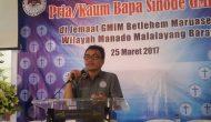 Permalink ke POR P/KB GMIM, Liow Beraharap Keikutsertaan Seluruh Jemaat dan Wilayah