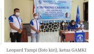 Permalink ke Leopard Tampi gantikan Franciscus Enoch Ketua GAMKI Manado