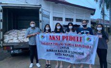 Permalink ke YTBS Bantu Korban Banjir dan Longsor di Manado