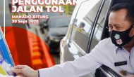 Permalink ke Gratis Dua Minggu, Agus Fatoni Perdana Lalui Tol Manado