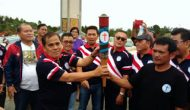 Permalink ke Api POR PKB GMIM 2017 Diambil di Bukit Kasih, Kirab Dilepas Bupati Minahasa