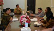 Permalink ke Dikunjungi Tim Kementerian, Mantiri : Industri Perikanan Bitung Alami Penurunan