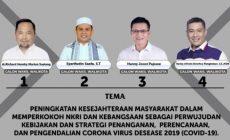 Permalink ke Empat Calon Wawali Manado adu gagasan terkait penanganan covid-19