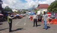 Permalink ke Cegah penyebaran Covid-19, Dishub Manado tetap all out sosialisasi di lapangan