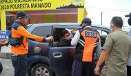 Permalink ke Dishub atur lalin di pos kontrol kesehatan batas Kota Manado