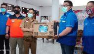 Permalink ke KNPI Sulut Salurkan Bantuan Bencana