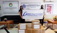 Permalink ke Pemprov Sulut terima bantuan 3 Unit Non Invasive Ventilator dari Gesit Foundation