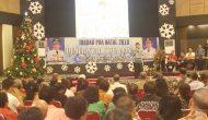Permalink ke Di Ibadah Natal Pemkot, GSVL Minta Rohaniawan Doakan Manado