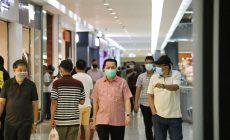Permalink ke Kunjungi Pusat Perbelanjaan di Manado, Pjs Gubernur Sulut Pantau Protokol Kesehatan