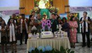 Permalink ke Khadim Ibadah HUT ke-88 Jemaat GMIM Solagratia Kayuwatu, Pnt Vicky Ajak Jemaat Selalu Bersyukur