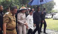 Permalink ke Presiden Jokowi Didampingi VAP-Jo Tanam Pohon di Hutan Kenangan