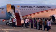 Permalink ke Tiba di Manado, Presiden Jokowi Disambut Gubernur Sulut