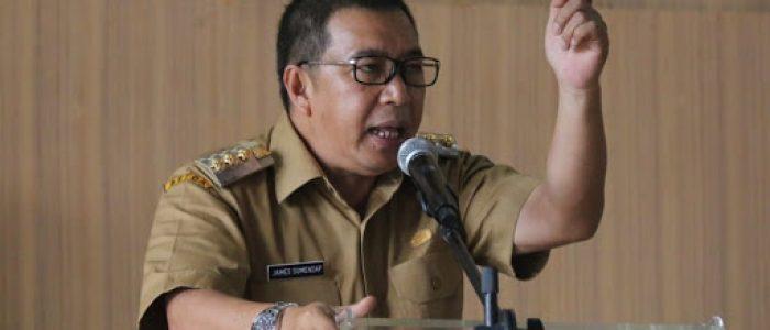 Bekali 139 CPNS Pemkab Mitra, JS : Jangan Harap Bisa Pindah