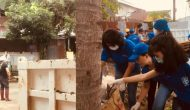 Permalink ke Pasca Banjir, Tambajong Pimpin Langsung Bapelitbang Bersihkan Rumah Warga Dendengan Luar