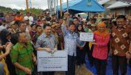 Permalink ke Bantu Korban Relokasi Banjir di Pandu, Jokowi Utus Mensos Kofifah Indar Parawansa