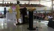 Permalink ke Rayakan HUT ke- 12, Puluhan Ribu Lansia Se- Sinode GMIM Padati Minsel