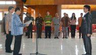 Permalink ke Lomban Lantik Pengemanan Sekretaris Daerah Kota Bitung