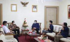 Permalink ke Lombok temui Agus Fatoni, Pjs Gubernur Sulut support Karang Taruna