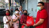 Permalink ke DPD PDIP Sulut Salurkan Bantuan Sosial