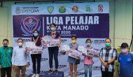 Permalink ke Dispora sukses gelar Liga Pelajar Manado 2020, Mamahit: Tahun depan tambah cabor