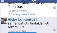 Permalink ke Tindaklanjuti LHP BPK-RI, Walikota Manado Pantau SKPD Melalui Sosial Media